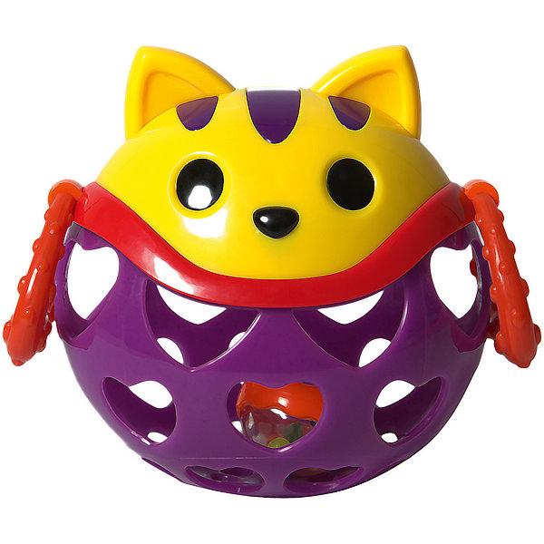 Погремушка-неразбивайка Baby Trend КошкаИгрушки для новорожденных<br>Характеристики:<br><br>• возраст: от 3 месяцев<br>• материал: мягкий гибкий пластик<br>• размер игрушки: 11х11,5х7,5 см.<br>• размер упаковки: 16,5х11,5х7,5 см.<br>• вес: 181 гр.<br><br>Яркая игрушка-неразбивайка «Кошка» от Baby Trend (Беби Тренд) изготовлена из мягкого гибкого высококачественного пластика. Игрушка не имеет острых и опасных выступов. Благодаря уникальной форме ее удобно держать маленькими пальчиками.<br><br>Внутри игрушки находится прозрачный контейнер с цветными шариками, которые издают забавные звуки при встряхивании. Рельефные ручки игрушки можно использовать в качестве прорезывателей для зубов, они успокоят нежные десна малыша.<br><br>Игрушку-неразбивайку Кошка, Baby Trend (Беби Тренд) можно купить в нашем интернет-магазине.<br>Ширина мм: 140; Глубина мм: 135; Высота мм: 105; Вес г: 181; Возраст от месяцев: 3; Возраст до месяцев: 2147483647; Пол: Унисекс; Возраст: Детский; SKU: 6872171;
