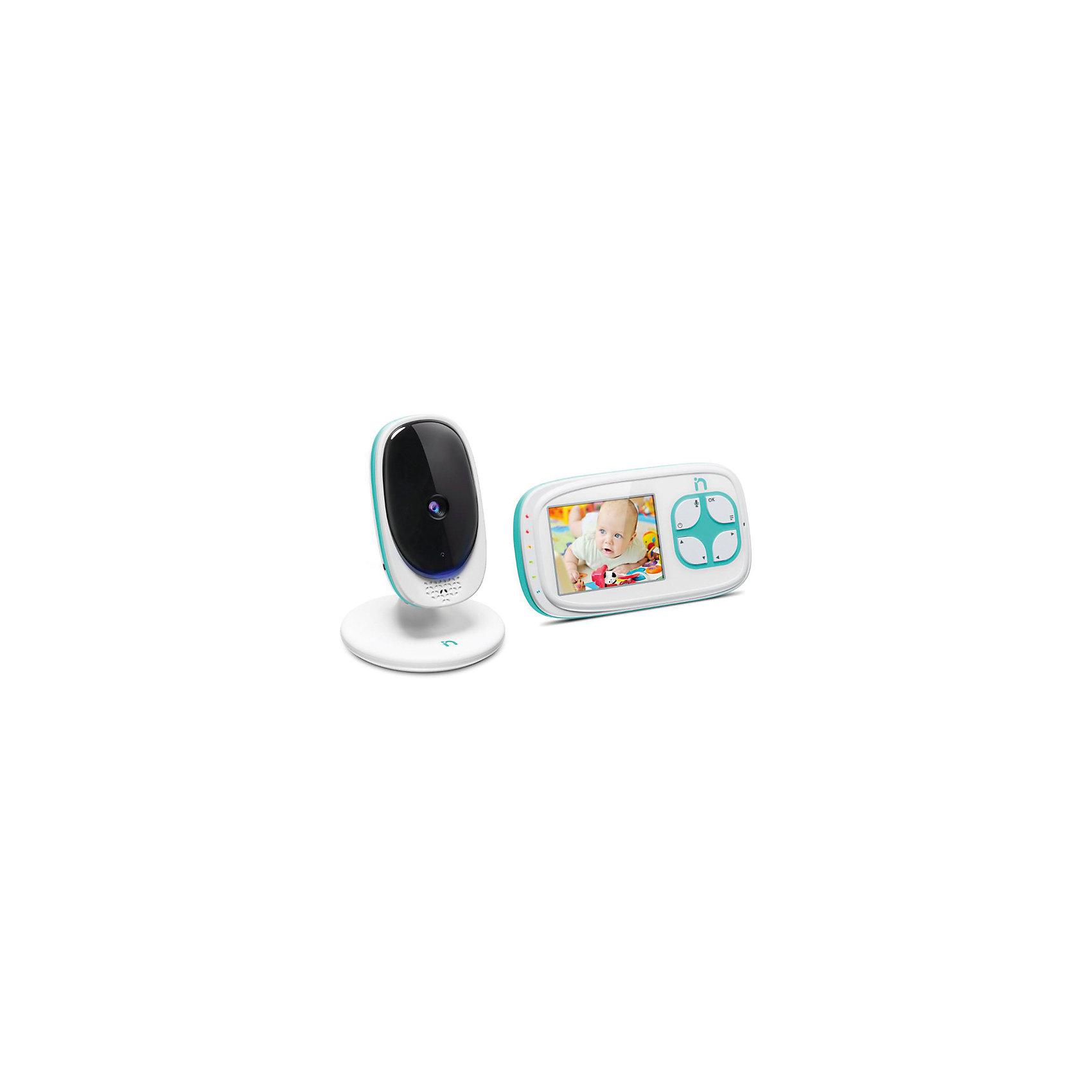 """Видеоняня с LCD дисплеем 2,8'' iNanny, цифроваяДетская бытовая техника<br>Жидкокристаллический дисплей 2,8"""" с разрешением 320x240 пикселей. Камера может работает от батареек (до 2 часов непрерывной работы). Двухсторонняя связь. 5 колыбельных мелодий. Световой индикатор шума. Функция ночного видения. Возможность подключения до 4 камер одновременно. Кристально чистый звук. Цветная передача изображения в высоком качестве. Частота: 2,4 Ггц. Радиус действия: 300 метров<br><br>Ширина мм: 225<br>Глубина мм: 150<br>Высота мм: 100<br>Вес г: 570<br>Возраст от месяцев: 0<br>Возраст до месяцев: 24<br>Пол: Унисекс<br>Возраст: Детский<br>SKU: 6875625"""