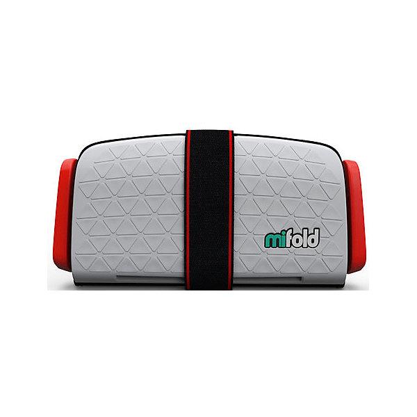 Автокресло-бустер Mifold 15-36 кг, pearl greyГруппа 3 (от 22 до 36 кг) Бустеры<br>Характеристики:<br><br>• вес ребенка: 15-36 кг;<br>• возраст ребенка: от 4 до 12 лет;<br>• способ установки: на заднем сидении автомобиля или на переднем с отключенной подушкой безопасности;<br>• компактные размеры в сложенном виде: помещается в бардачке автомобиля;<br>• в 10 раз меньше стандартных бустеров;<br>• ударопрочный металл;<br>• регулируемая ширина натяжителей ремней, 3 положения;<br>• ремни безопаснсоти регулируются по высоте;<br>• материал: алюминий марки 6061, полиэстер;<br>• размер автокресла-бустера: 25,5х12,7 см.<br><br>Автокресло-бустер Mifold 15-36 кг, pearl grey можно купить в нашем интернет-магазине.<br><br>Ширина мм: 167<br>Глубина мм: 252<br>Высота мм: 72<br>Вес г: 950<br>Цвет: серый<br>Возраст от месяцев: 48<br>Возраст до месяцев: 144<br>Пол: Унисекс<br>Возраст: Детский<br>SKU: 6878754