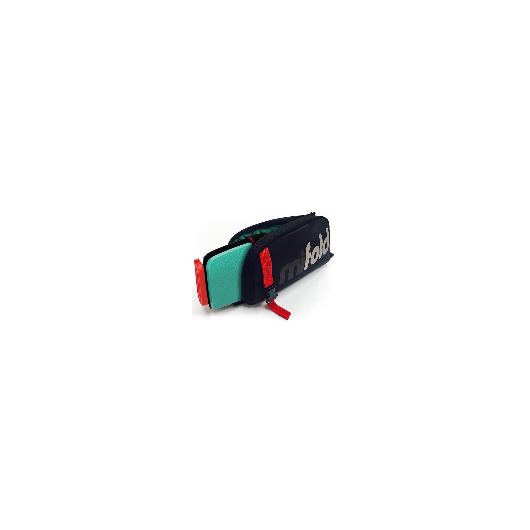 Чехол для бустера Mifold Designer Gift BagАксессуары для автокресел<br>Характеристики товара:<br><br>• цвет: черный;<br>• разработана специально под компактные размеры бустера Mifold;<br>• оснащена стильным ремешком для зажима красного цвета;<br>• защитит бустер от повреждений и царапин во время переноски и хранения в автомобиле;<br>• сохранит автокресло-бустер в чистоте;<br>• страна производства: Израиль.<br><br>Дизайнерская сумочка станет для вас незаменимой помощницей и сохранит автокресло-бустер Mifold чистым.<br><br>Чехол для бустера Mifold Designer Gift Bag можно купить в нашем интернет-магазине.<br><br>Ширина мм: 330<br>Глубина мм: 150<br>Высота мм: 40<br>Вес г: 150<br>Возраст от месяцев: 48<br>Возраст до месяцев: 144<br>Пол: Унисекс<br>Возраст: Детский<br>SKU: 6878758