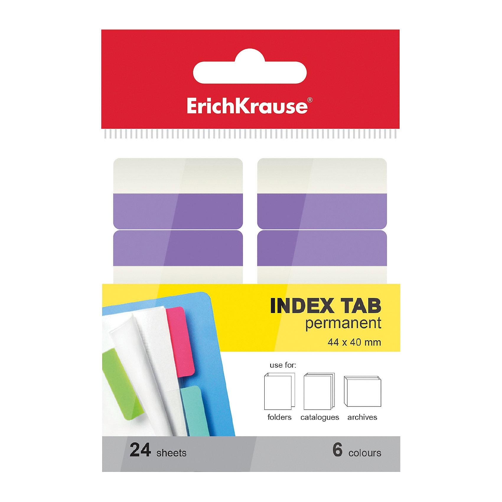 Erich Krause Архивные закладки с клеевым краем 6х44х40ммБумажная продукция<br>Характеристики товара:<br><br>• в комплекте: 24 закладки;<br>• количество цветов: 6;<br>• размер закладки: 6х44х40 мм;<br>• размер упаковки: 1,5х4х7 см;<br>• вес: 24 грамма.<br><br>С помощью набора от известного бренда Erich Krause очень удобно делать закладки, чтобы быстро находить нужную информацию. В комплект входят 24 закладки, выполненных в шести ярких цветах. Клеевой край легко приклеивается практически к любой поверхности. Не оставляет следов после использования. Подходит только для однократного применения.<br><br>Erich Krause (Эрих Краузе) Архивные закладки с клеевым краем  6х44х40мм можно купить в нашем интернет-магазине.<br><br>Ширина мм: 70<br>Глубина мм: 40<br>Высота мм: 15<br>Вес г: 24<br>Возраст от месяцев: 144<br>Возраст до месяцев: 2147483647<br>Пол: Унисекс<br>Возраст: Детский<br>SKU: 6878856