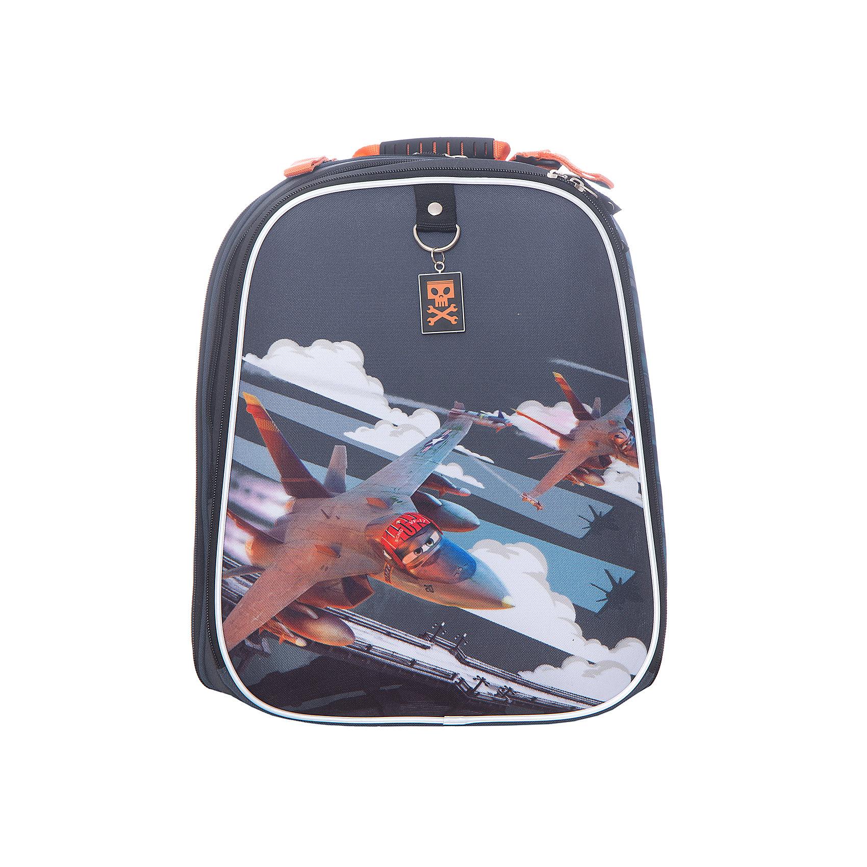 Рюкзак Disney с эргономичной спинкой Flying Planes ( модель Com Style )Самолеты<br><br><br>Ширина мм: 400<br>Глубина мм: 280<br>Высота мм: 170<br>Вес г: 1265<br>Возраст от месяцев: 72<br>Возраст до месяцев: 108<br>Пол: Мужской<br>Возраст: Детский<br>SKU: 6878896