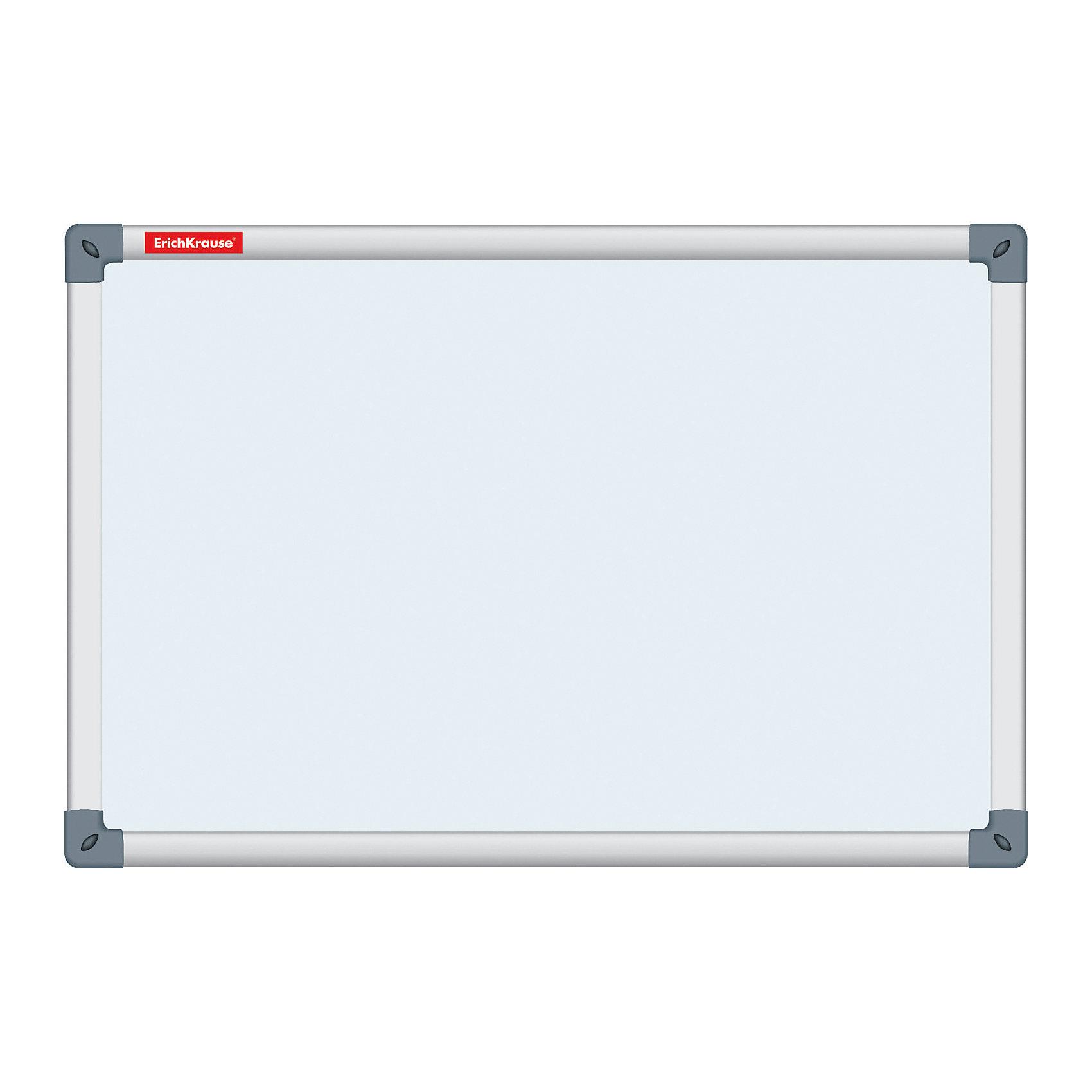 Erich Krause Магнитно-маркерная доска 45х60см с лаковым покрытиемДоски<br>Доска с лаковой поверхностью для записей маркером и возможностью сухого стирания. Алюминиевая<br>рамка.Возможность закрепления информационных материалов с помощью магнитов.<br><br>Ширина мм: 600<br>Глубина мм: 450<br>Высота мм: 40<br>Вес г: 1350<br>Возраст от месяцев: 144<br>Возраст до месяцев: 2147483647<br>Пол: Унисекс<br>Возраст: Детский<br>SKU: 6878933
