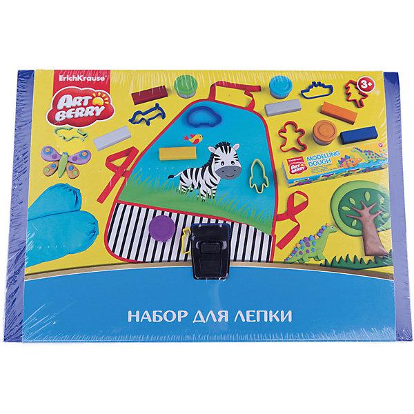 Купить Erich Krause Набор для лепки Artberry, Россия, Унисекс