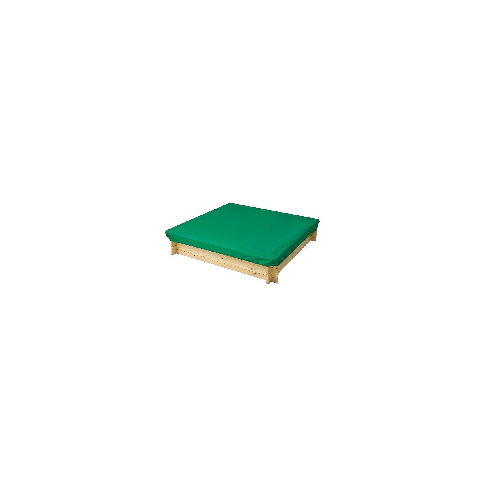Защитный чехол для песочниц, зеленый, PAREMO