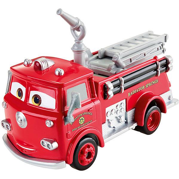 Пожарная машина, ТачкиТачки Игрушки<br>Характеристики товара:<br><br>• возраст: от 3 лет;<br>• материал: пластик;<br>• в комплекте: машинка;<br>• размер упаковки: 19х16,5х7 см;<br>• вес упаковки: 419 гр.;<br>• страна производитель: Китай.<br><br>Пожарная машина Тачки Mattel создана по мотивам известного мультфильма «Тачки» про приключения Молнии Маккуина. Она представляет собой одного из персонажей мультфильма. Машинка хорошо детализирована, имеет подвижные детали. Изготовлена из качественных безопасных материалов.<br><br>Пожарную машину Тачки Mattel можно приобрести в нашем интернет-магазине.<br><br>Ширина мм: 165<br>Глубина мм: 70<br>Высота мм: 190<br>Вес г: 419<br>Возраст от месяцев: 36<br>Возраст до месяцев: 120<br>Пол: Мужской<br>Возраст: Детский<br>SKU: 6882650
