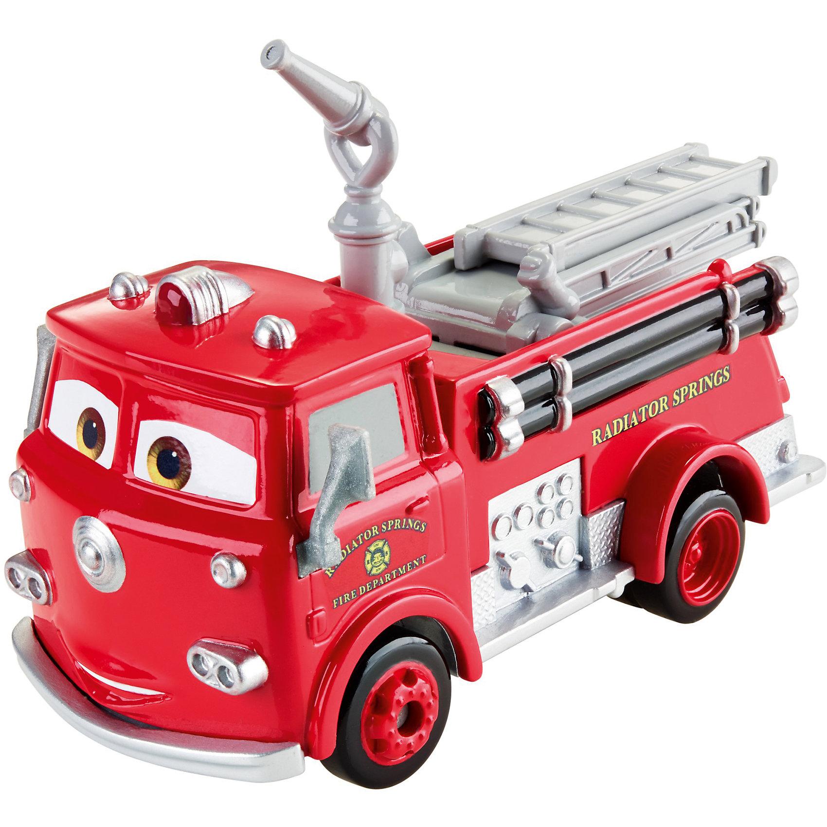 Пожарная машина, ТачкиТачки<br>Характеристики товара:<br><br>• возраст: от 3 лет;<br>• материал: пластик;<br>• в комплекте: машинка;<br>• размер упаковки: 19х16,5х7 см;<br>• вес упаковки: 419 гр.;<br>• страна производитель: Китай.<br><br>Пожарная машина Тачки Mattel создана по мотивам известного мультфильма «Тачки» про приключения Молнии Маккуина. Она представляет собой одного из персонажей мультфильма. Машинка хорошо детализирована, имеет подвижные детали. Изготовлена из качественных безопасных материалов.<br><br>Пожарную машину Тачки Mattel можно приобрести в нашем интернет-магазине.<br><br>Ширина мм: 165<br>Глубина мм: 70<br>Высота мм: 190<br>Вес г: 419<br>Возраст от месяцев: 36<br>Возраст до месяцев: 120<br>Пол: Мужской<br>Возраст: Детский<br>SKU: 6882650