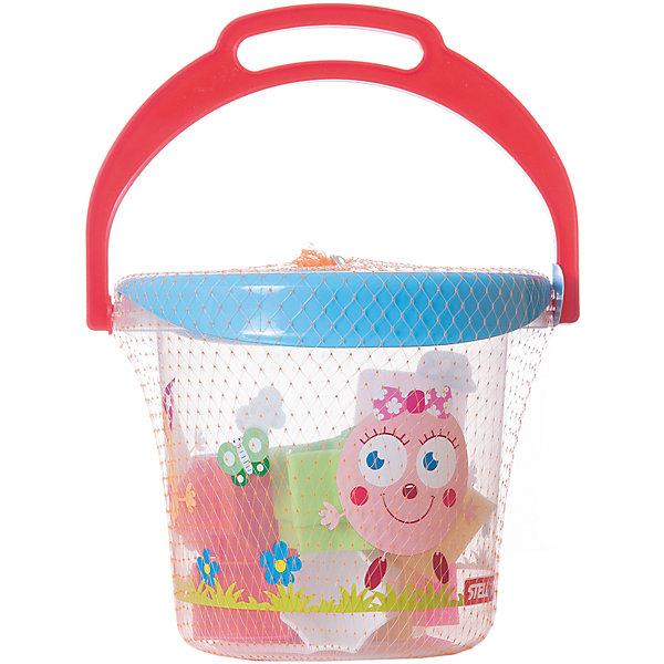 Ведро-сортер, Стеллар-МРазвивающие игрушки<br>Характеристики товара:<br><br>• возраст: от 1 года;<br>• материал: пластик;<br>• размер упаковки: 15,5х15,5х13,5 см;<br>• вес упаковки: 216 гр.;<br>• страна производитель: Россия.<br><br>Ведро-сортер Стеллар-М — развивающая игрушка для малышей. На крышке ведерка расположены отверстия, в которые надо подобрать подходящую по форме геометрическую фигурку. Как только ребенок сделает это, фигурка окажется в ведерке.<br><br>Крышку легко открутить и повторить игру еще раз. Ведерко также служит для хранения всех фигур, чтобы они не затерялись. Игрушка способствует развитию мелкой моторики рук, внимательности, логического мышления, научит ребенка различать формы и цвета.<br><br>Ведро-сортер Стеллар-М можно приобрести в нашем интернет-магазине.<br><br>Ширина мм: 155<br>Глубина мм: 135<br>Высота мм: 155<br>Вес г: 216<br>Возраст от месяцев: 12<br>Возраст до месяцев: 2147483647<br>Пол: Унисекс<br>Возраст: Детский<br>SKU: 6883632