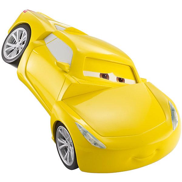 Вращающаяся Круз, ТачкиМашинки<br>Характеристики товара:<br><br>• возраст: от 3 лет;<br>• материал: пластик;<br>• в комплекте: машинка;<br>• размер упаковки: 19х21,5х10 см;<br>• вес упаковки: 249 гр.;<br>• страна производитель: Китай.<br><br>Вращающийся Круз Тачки Mattel — машинка, созданная по мотивам известного мультфильма «Тачки 3» про приключения Молнии Маккуина. Она представляет собой одного из персонажей мультфильма. Машинка реагирует на прикосновения. Если нажать на ее капот, то ее части развернутся в разные стороны. Теперь предстоит привести их в первоначальное положение, просто покрутив детали машины.<br><br>Вращающегося Круз Тачки Mattel можно приобрести в нашем интернет-магазине.<br>Ширина мм: 215; Глубина мм: 100; Высота мм: 190; Вес г: 249; Возраст от месяцев: 36; Возраст до месяцев: 120; Пол: Мужской; Возраст: Детский; SKU: 6883664;