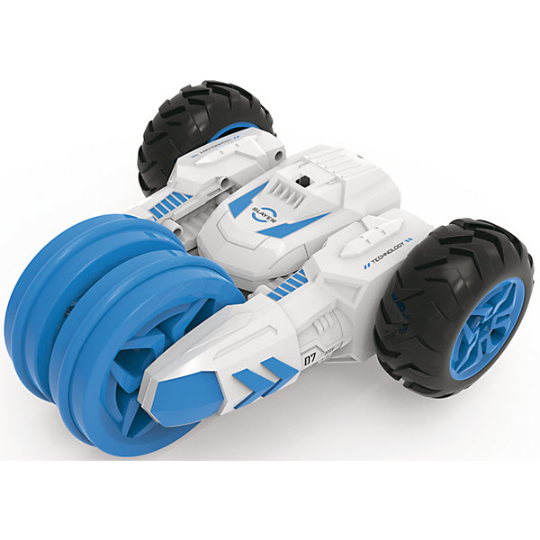 Радиоуправляемая машинка Причудливый трюкач, MKBРадиоуправляемые машины<br><br>Ширина мм: 500; Глубина мм: 490; Высота мм: 740; Вес г: 1200; Возраст от месяцев: 36; Возраст до месяцев: 168; Пол: Унисекс; Возраст: Детский; SKU: 6883986;