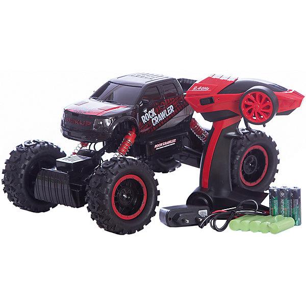 Радиоуправляемая машина Краулер, 1:14, черная, HBРадиоуправляемые машины<br><br>Ширина мм: 1010; Глубина мм: 470; Высота мм: 530; Вес г: 2000; Возраст от месяцев: 36; Возраст до месяцев: 168; Пол: Унисекс; Возраст: Детский; SKU: 6883995;