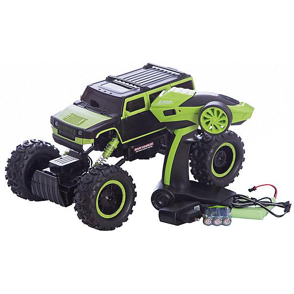 Радиоуправляемая машина Краулер, 1:14, зеленая, HBРадиоуправляемые машины<br><br><br>Ширина мм: 1010<br>Глубина мм: 470<br>Высота мм: 530<br>Вес г: 2000<br>Возраст от месяцев: 36<br>Возраст до месяцев: 168<br>Пол: Унисекс<br>Возраст: Детский<br>SKU: 6883996