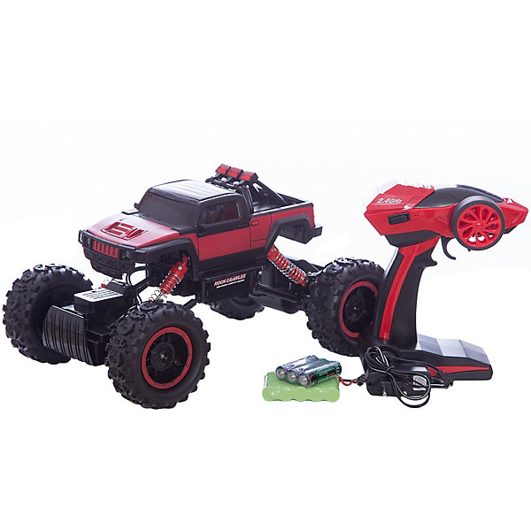 Радиоуправляемая машина Краулер, 1:14, красная, HBРадиоуправляемые машины<br><br>Ширина мм: 1010; Глубина мм: 470; Высота мм: 530; Вес г: 2000; Возраст от месяцев: 36; Возраст до месяцев: 168; Пол: Унисекс; Возраст: Детский; SKU: 6883997;