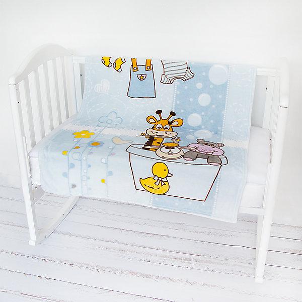 Плед- покрывало Micro Flannel, 100х118 см., Baby Nice, голубойПледы для новорождённых<br>Характеристики:<br><br>• бархатистый материал пледа, напоминает плюшевую игрушку (по мягкости);<br>• влагорегулирующие и терморегулирующие свойства ткани;<br>• поддержка температурного баланса;<br>• сохранение тепла;<br>• гипоаллергенность материалов;<br>• антипиллинговые свойства;<br>• ткань не впитывает посторонние запахи;<br>• декор: рисунки 3D;<br>• размер пледа: 100х118 см;<br>• размер упаковки: 20х15х2 см;<br>• вес: 250 г.<br><br>Плед- покрывало Micro Flannel, 100х118 см., Baby Nice, цвет голубой можно купить в нашем интернет-магазине.<br><br>Ширина мм: 200<br>Глубина мм: 150<br>Высота мм: 20<br>Вес г: 250<br>Возраст от месяцев: 0<br>Возраст до месяцев: 12<br>Пол: Унисекс<br>Возраст: Детский<br>SKU: 6885017