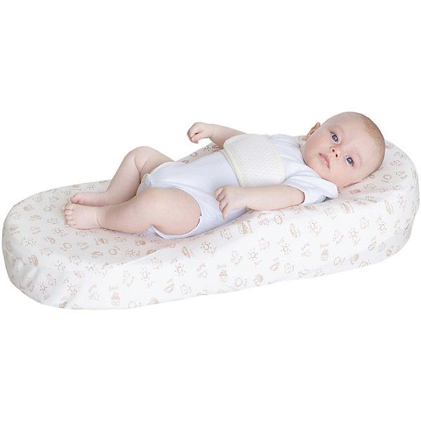 Матрас Перинка , Baby NiceПозиционеры для сна<br>Характеристики:<br><br>• «умный» матрас из пеноматериала (поколение «Мемориформ»);<br>• матрас запоминает и повторяет анатомическую форму тела;<br>• сохранение тепла;<br>• экологичные и гипоаллергенные материалы;<br>• матрас не сковывает движения малыша;<br>• современная замена пеленания;<br>• релаксирующий эффект;<br>• поддерживающий пояс для фиксации младенца в положении «на спине»;<br>• профилактика коликов в животике или срыгивания после кормления;<br>• размер матраса: 70х35 см;<br>• высота: 15 см;<br>• размер упаковки: 71х35х17 см;<br>• вес: 1,5 кг.<br><br>Матрас «Перинка», Baby Nice можно купить в нашем интернет-магазине.<br><br>Ширина мм: 710<br>Глубина мм: 350<br>Высота мм: 170<br>Вес г: 1500<br>Возраст от месяцев: 0<br>Возраст до месяцев: 12<br>Пол: Унисекс<br>Возраст: Детский<br>SKU: 6885022