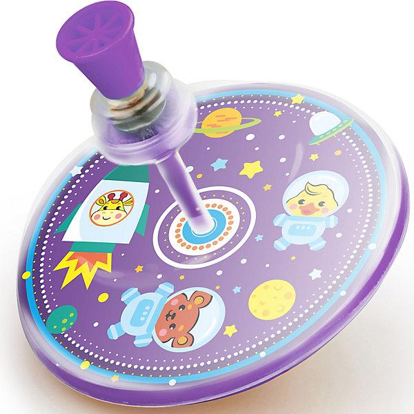 Юла Жирафики КосмосЮлы, неваляшки<br>Характеристики:<br><br>• яркая картинка:<br>• материал: пластик;<br>• диаметр: 15 см;<br>• возраст: от 12 месяцев;<br>• размер упаковки: 15х15х15 см;<br>• вес: 60 грамм;<br>• страна бренда: Россия.<br><br>Юла - одна из любимых игрушек малышей. Очень весело наблюдать, как быстро она крутится вместе с яркой картинкой.<br><br>Внутри юлы - яркое изображение различных космонавтов. При кручении юлы космонавты очень увлекательно двигаются, привлекая внимание малыша.<br><br>Игрушка изготовлена из высококачественного пластика. Диаметр юлы - 15 сантиметров.<br><br>Юлу Космос, Жирафики можно купить  в нашем интернет-магазине.<br>Ширина мм: 150; Глубина мм: 150; Высота мм: 150; Вес г: 60; Возраст от месяцев: 12; Возраст до месяцев: 2147483647; Пол: Унисекс; Возраст: Детский; SKU: 6885309;