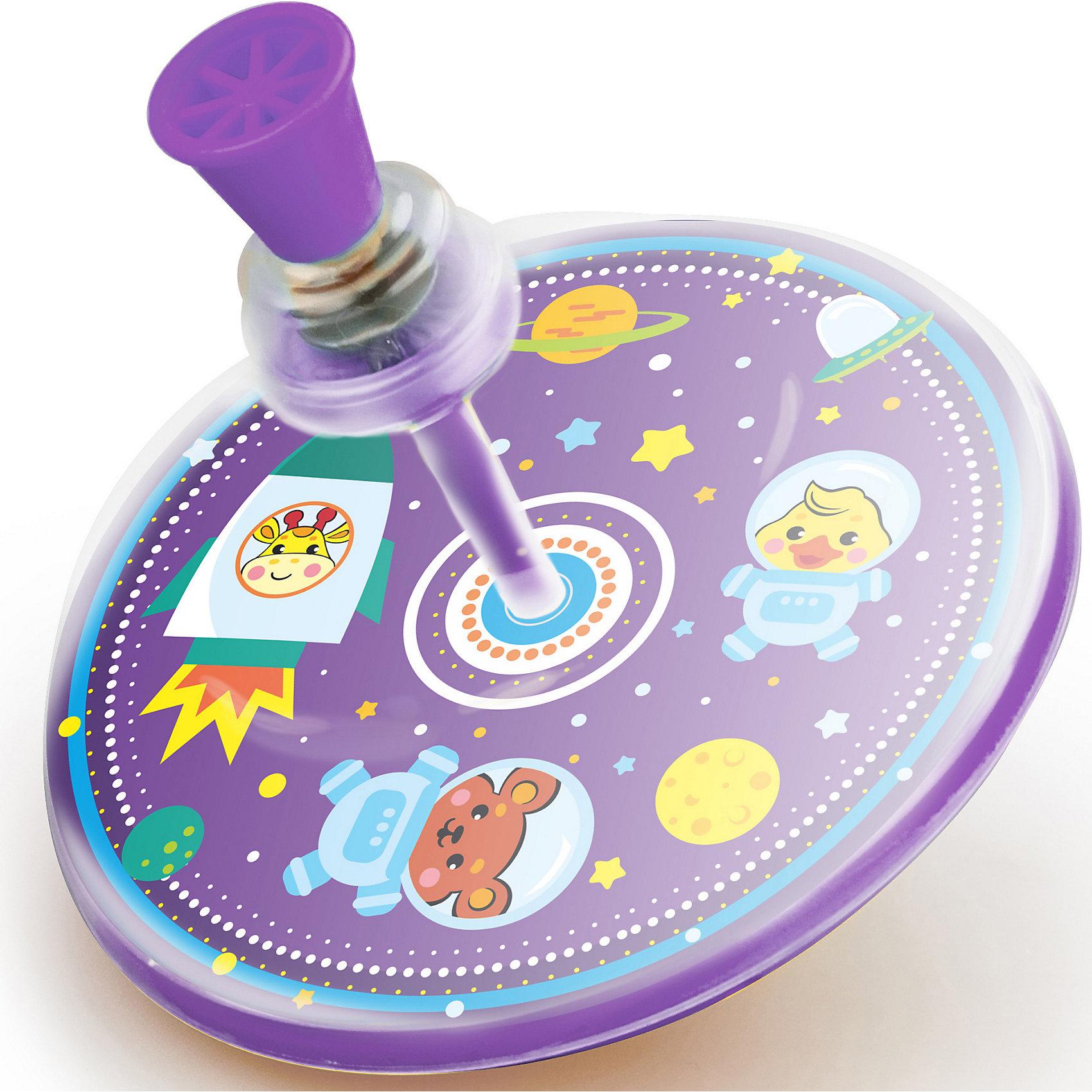 Юла Жирафики КосмосЮлы<br>Характеристики:<br><br>• яркая картинка:<br>• материал: пластик;<br>• диаметр: 15 см;<br>• возраст: от 12 месяцев;<br>• размер упаковки: 15х15х15 см;<br>• вес: 60 грамм;<br>• страна бренда: Россия.<br><br>Юла - одна из любимых игрушек малышей. Очень весело наблюдать, как быстро она крутится вместе с яркой картинкой.<br><br>Внутри юлы - яркое изображение различных космонавтов. При кручении юлы космонавты очень увлекательно двигаются, привлекая внимание малыша.<br><br>Игрушка изготовлена из высококачественного пластика. Диаметр юлы - 15 сантиметров.<br><br>Юлу Космос, Жирафики можно купить  в нашем интернет-магазине.<br><br>Ширина мм: 150<br>Глубина мм: 150<br>Высота мм: 150<br>Вес г: 60<br>Возраст от месяцев: 12<br>Возраст до месяцев: 2147483647<br>Пол: Унисекс<br>Возраст: Детский<br>SKU: 6885309