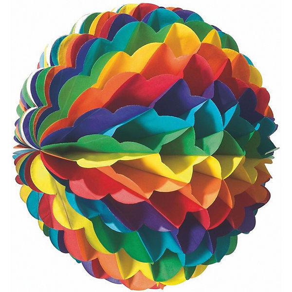 Украшение-шарик, 28 см, блистерАксессуары для детского праздника<br>Характеристики товара:<br><br>• возраст: от 3 лет<br>• цвет: мульти<br>• материал: бумага<br>• размер упаковки: 20х30х3 см<br>• диаметр: 28 см<br>• вес: 80 г<br>• страна бренда: Германия<br>• страна изготовитель: Германия<br><br>Яркий объемный шар украсит интерьер и создаст настроение праздника. Изделие имеет специальный крючок, за который его необходимо повесить.<br><br>Пестрая расцветка непременно понравится гостям и праздник несомненно будет веселым. Никто не уйдет с плохим настроением, что очень важно на детской вечеринке.<br><br>Изделие произведено из безопасного для детей материала.<br><br>Украшение-шарик, 28 см, блистер от бренда Herlitz (Херлиц) можно купить в нашем интернет-магазине.<br>Ширина мм: 15; Глубина мм: 200; Высота мм: 300; Вес г: 83; Возраст от месяцев: 36; Возраст до месяцев: 2147483647; Пол: Унисекс; Возраст: Детский; SKU: 6886468;