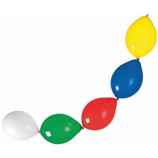 Гирлянда из шаров, 12 штБаннеры и гирлянды для детской вечеринки<br>Характеристики товара:<br><br>• возраст: от 3 лет<br>• цвет: мульти<br>• материал: биоразлагаемый латекс<br>• размер упаковки: 13х22х3 см<br>• 12 шаров<br>• вес: 50 г<br>• страна бренда: Германия<br>• страна изготовитель: Германия<br><br>ЯРазноцветная гирлянда из шаров добавит ярких красок в интерьер и дополнит атмосферу праздника. <br><br>Она без труда крепится и ею можно украсить стены или окно помещения.<br><br>Изделие произведено из безопасного для детей материала.<br><br>Гирлянду из шаров 1.75 м.,12 шт, от бренда Herlitz (Херлиц) можно купить в нашем интернет-магазине.<br><br>Ширина мм: 35<br>Глубина мм: 128<br>Высота мм: 220<br>Вес г: 52<br>Возраст от месяцев: 36<br>Возраст до месяцев: 2147483647<br>Пол: Унисекс<br>Возраст: Детский<br>SKU: 6886475