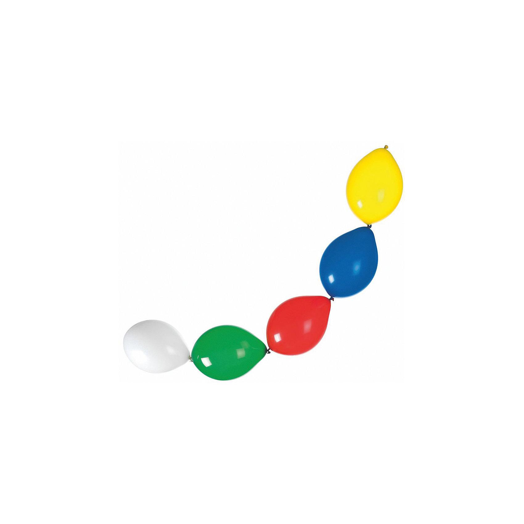 Гирлянда из шаров, 12 штВсё для праздника<br>Характеристики товара:<br><br>• возраст: от 3 лет<br>• цвет: мульти<br>• материал: биоразлагаемый латекс<br>• размер упаковки: 13х22х3 см<br>• 12 шаров<br>• вес: 50 г<br>• страна бренда: Германия<br>• страна изготовитель: Германия<br><br>ЯРазноцветная гирлянда из шаров добавит ярких красок в интерьер и дополнит атмосферу праздника. <br><br>Она без труда крепится и ею можно украсить стены или окно помещения.<br><br>Изделие произведено из безопасного для детей материала.<br><br>Гирлянду из шаров 1.75 м.,12 шт, от бренда Herlitz (Херлиц) можно купить в нашем интернет-магазине.<br><br>Ширина мм: 35<br>Глубина мм: 128<br>Высота мм: 220<br>Вес г: 52<br>Возраст от месяцев: 36<br>Возраст до месяцев: 2147483647<br>Пол: Унисекс<br>Возраст: Детский<br>SKU: 6886475