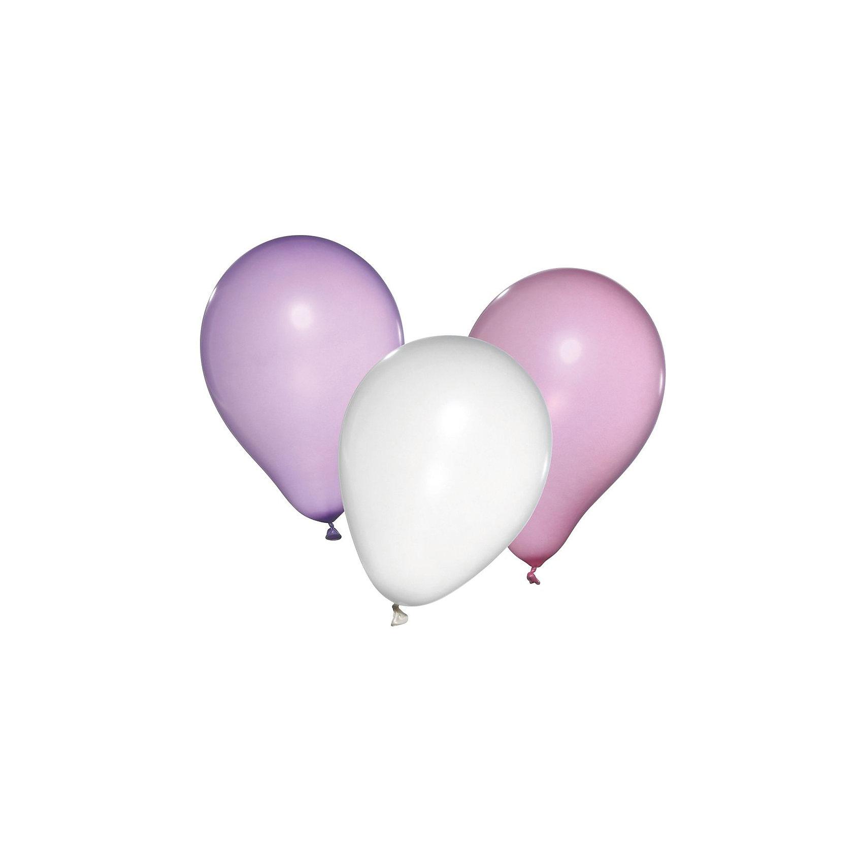 Шары воздушные Принцесса, перламутр 10 штВсё для праздника<br>Характеристики товара:<br><br>• возраст: от 3 лет<br>• цвет: белый, розовый<br>• материал: биоразлагаемый латекс<br>• размер упаковки: 1х13х23 см<br>• для надувания гелием или воздухом<br>• комплектация: 10 шт<br>• вес: 30 г<br>• страна бренда: Германия<br>• страна изготовитель: Германия<br><br>Перламутровые воздушные шары нежных оттенков добавят красок во время празднования дня рождения или свадьбы.<br><br>Изделие произведено из безопасного для детей материала.<br><br>Шары воздушные «Принцесса» перламутр 10 шт от бренда Herlitz (Херлиц) можно купить в нашем интернет-магазине.<br><br>Ширина мм: 15<br>Глубина мм: 128<br>Высота мм: 230<br>Вес г: 37<br>Возраст от месяцев: 36<br>Возраст до месяцев: 2147483647<br>Пол: Унисекс<br>Возраст: Детский<br>SKU: 6886489