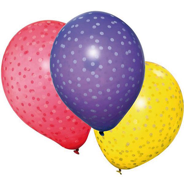 Шары воздушные Горошки, 6 штВоздушные шары<br>Характеристики товара:<br><br>• возраст: от 3 лет<br>• цвет: мульти<br>• материал: биоразлагаемый латекс<br>• размер упаковки: 3х13х20 см<br>•  для надувания гелием или воздухом<br>• комплектация: 6 шт<br>• вес: 30 г<br>• страна бренда: Германия<br>• страна изготовитель: Германия<br><br>Красивые воздушные шары в горошек ярких оттенков добавят красок во время празднования дня рождения или свадьбы.<br><br>Изделие произведено из безопасного для детей материала.<br><br><br>Шары воздушные «Горошки», 6 шт от бренда Herlitz (Херлиц) можно купить в нашем интернет-магазине.<br><br>Ширина мм: 20<br>Глубина мм: 128<br>Высота мм: 220<br>Вес г: 27<br>Возраст от месяцев: 36<br>Возраст до месяцев: 2147483647<br>Пол: Унисекс<br>Возраст: Детский<br>SKU: 6886499