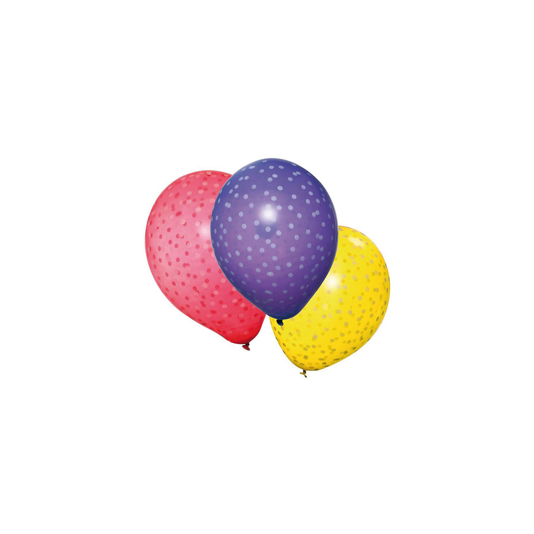 Шары воздушные Горошки, 6 штВсё для праздника<br>Характеристики товара:<br><br>• возраст: от 3 лет<br>• цвет: мульти<br>• материал: биоразлагаемый латекс<br>• размер упаковки: 3х13х20 см<br>•  для надувания гелием или воздухом<br>• комплектация: 6 шт<br>• вес: 30 г<br>• страна бренда: Германия<br>• страна изготовитель: Германия<br><br>Красивые воздушные шары в горошек ярких оттенков добавят красок во время празднования дня рождения или свадьбы.<br><br>Изделие произведено из безопасного для детей материала.<br><br><br>Шары воздушные «Горошки», 6 шт от бренда Herlitz (Херлиц) можно купить в нашем интернет-магазине.<br><br>Ширина мм: 20<br>Глубина мм: 128<br>Высота мм: 220<br>Вес г: 27<br>Возраст от месяцев: 36<br>Возраст до месяцев: 2147483647<br>Пол: Унисекс<br>Возраст: Детский<br>SKU: 6886499
