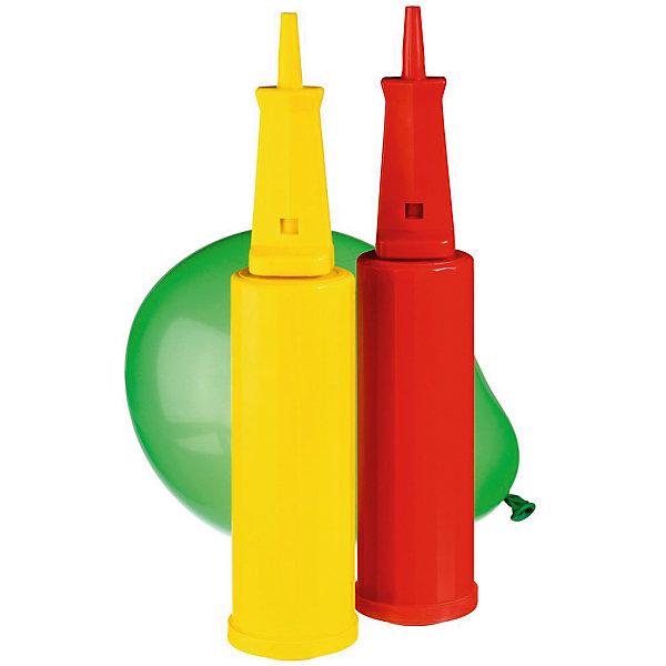 Насос для воздушных шаровНовинки для праздника<br>Характеристики товара:<br><br>• возраст: от 3 лет<br>• цвет: мульти<br>• материал: пластик<br>• размер упаковки: 6х11х38 см<br>• ручной<br>• вес: 100 г<br>• страна бренда: Германия<br>• страна изготовитель: Германия<br><br>Красивые воздушные шары помогут создать ощущение праздника.Чтобы быстро и без усилий их надуть, создан этот небольшой удобный насос, с которым справится даже ребенок.<br><br>Изделие произведено из безопасного для детей материала.<br><br>Насос для воздушных шаров от бренда Herlitz (Херлиц) можно купить в нашем интернет-магазине.<br>Ширина мм: 58; Глубина мм: 110; Высота мм: 380; Вес г: 112; Возраст от месяцев: 36; Возраст до месяцев: 2147483647; Пол: Унисекс; Возраст: Детский; SKU: 6886500;