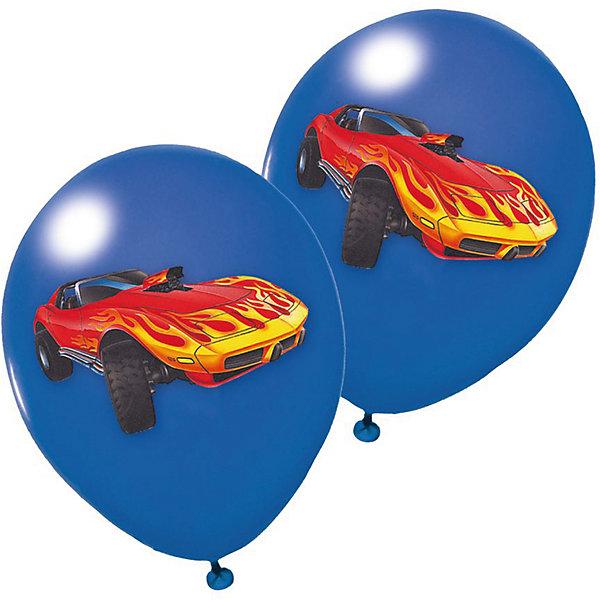 Шар воздушный Racing, 6 штВоздушные шары<br>Характеристики товара:<br><br>• возраст: от 3 лет<br>• цвет: синий<br>• материал: биоразлагаемый латекс<br>• размер упаковки: 1х13х20 см<br>•  для надувания гелием или воздухом<br>• комплектация: 6 шт<br>• вес: 30 г<br>• страна бренда: Германия<br>• страна изготовитель: Германия<br><br>Яркие воздушные шары с гоночной машиной добавят красок и создадут атмосферу праздника и поднимут настроение имениннику и его гостям.<br><br>Изделие произведено из безопасного для детей материала.<br><br>Шар воздушный  «Racing», 6 шт от бренда Herlitz (Херлиц) можно купить в нашем интернет-магазине.<br><br>Ширина мм: 15<br>Глубина мм: 128<br>Высота мм: 220<br>Вес г: 28<br>Возраст от месяцев: 36<br>Возраст до месяцев: 2147483647<br>Пол: Унисекс<br>Возраст: Детский<br>SKU: 6886508