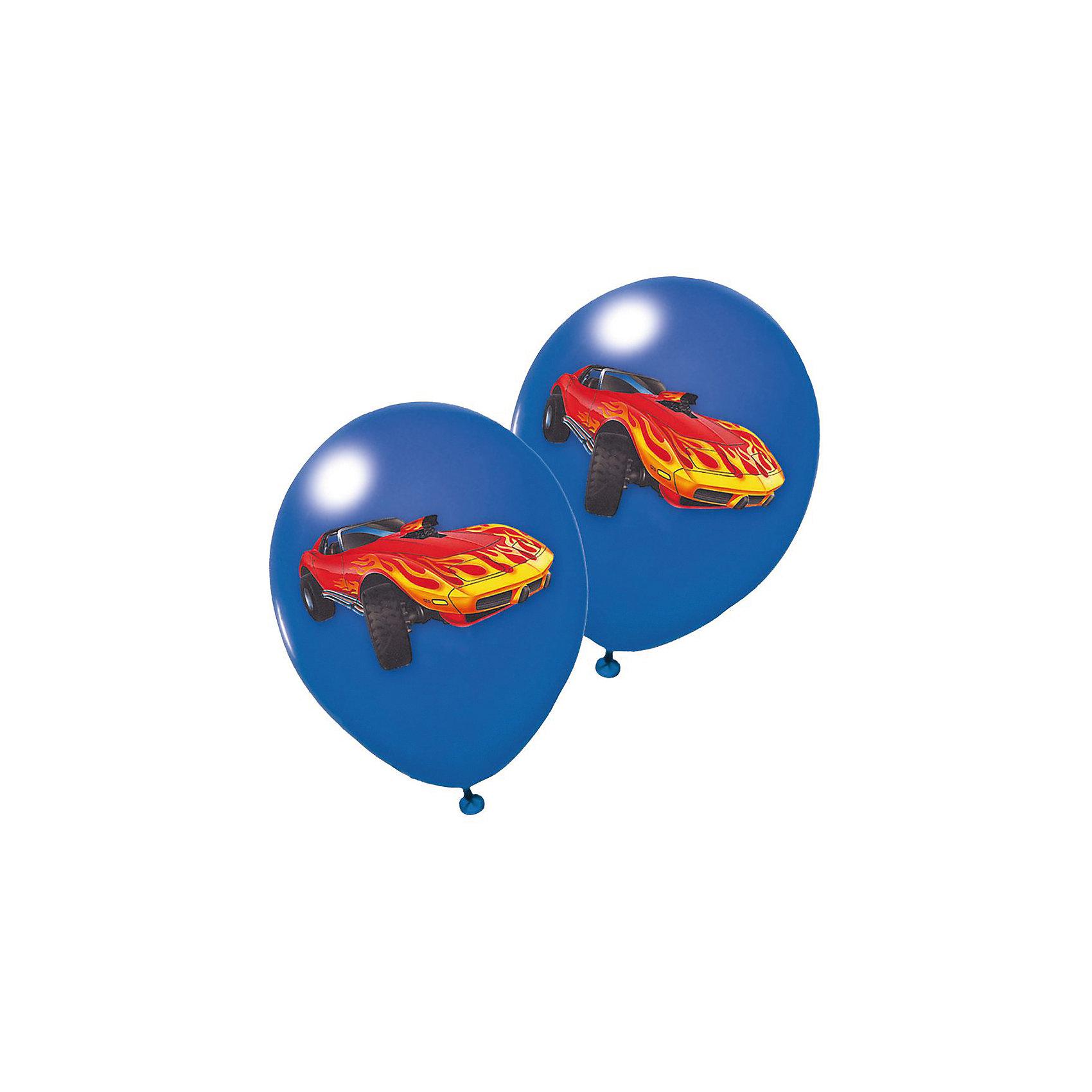 Шар воздушный Racing, 6 штВсё для праздника<br>Характеристики товара:<br><br>• возраст: от 3 лет<br>• цвет: синий<br>• материал: биоразлагаемый латекс<br>• размер упаковки: 1х13х20 см<br>•  для надувания гелием или воздухом<br>• комплектация: 6 шт<br>• вес: 30 г<br>• страна бренда: Германия<br>• страна изготовитель: Германия<br><br>Яркие воздушные шары с гоночной машиной добавят красок и создадут атмосферу праздника и поднимут настроение имениннику и его гостям.<br><br>Изделие произведено из безопасного для детей материала.<br><br>Шар воздушный  «Racing», 6 шт от бренда Herlitz (Херлиц) можно купить в нашем интернет-магазине.<br><br>Ширина мм: 15<br>Глубина мм: 128<br>Высота мм: 220<br>Вес г: 28<br>Возраст от месяцев: 36<br>Возраст до месяцев: 2147483647<br>Пол: Унисекс<br>Возраст: Детский<br>SKU: 6886508