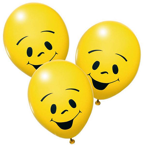 Шары воздушные Sunny, 10 штВоздушные шары<br>Характеристики товара:<br><br>• возраст: от 3 лет<br>• цвет: желтый<br>• материал: биоразлагаемый латекс<br>• размер упаковки: 1х13х20 см<br>•  для надувания гелием или воздухом<br>• комплектация: 10 шт<br>• вес: 30 г<br>• страна бренда: Германия<br>• страна изготовитель: Германия<br><br>Желтые воздушные шары с забавными смайликами создадут атмосферу праздника, а также поднимут настроение имениннику и его гостям.<br><br>Изделие произведено из безопасного для детей материала.<br><br>Шары воздушные  «Sunny», 10 шт от бренда Herlitz (Херлиц) можно купить в нашем интернет-магазине.<br><br>Ширина мм: 18<br>Глубина мм: 128<br>Высота мм: 230<br>Вес г: 37<br>Возраст от месяцев: 36<br>Возраст до месяцев: 2147483647<br>Пол: Унисекс<br>Возраст: Детский<br>SKU: 6886510