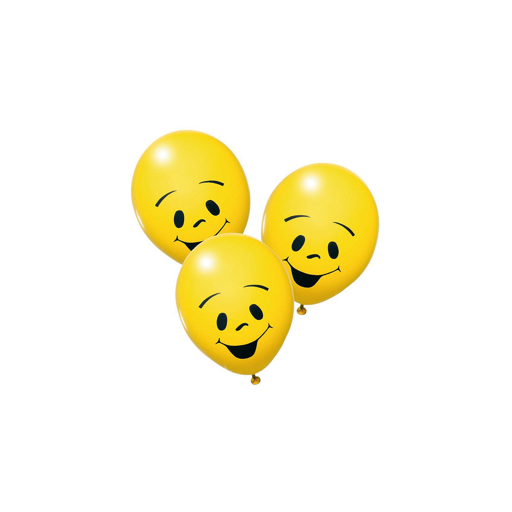 Шары воздушные Sunny, 10 штВсё для праздника<br>Характеристики товара:<br><br>• возраст: от 3 лет<br>• цвет: желтый<br>• материал: биоразлагаемый латекс<br>• размер упаковки: 1х13х20 см<br>•  для надувания гелием или воздухом<br>• комплектация: 10 шт<br>• вес: 30 г<br>• страна бренда: Германия<br>• страна изготовитель: Германия<br><br>Желтые воздушные шары с забавными смайликами создадут атмосферу праздника, а также поднимут настроение имениннику и его гостям.<br><br>Изделие произведено из безопасного для детей материала.<br><br>Шары воздушные  «Sunny», 10 шт от бренда Herlitz (Херлиц) можно купить в нашем интернет-магазине.<br><br>Ширина мм: 18<br>Глубина мм: 128<br>Высота мм: 230<br>Вес г: 37<br>Возраст от месяцев: 36<br>Возраст до месяцев: 2147483647<br>Пол: Унисекс<br>Возраст: Детский<br>SKU: 6886510