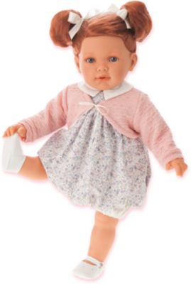 Кукла Аделина рыжая, 55 см, Munecas Antonio Juan