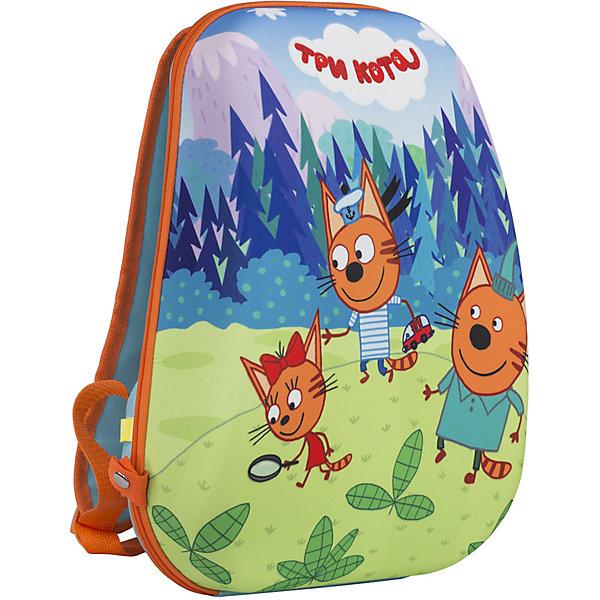 Рюкзак школьный Kinderline Три Кота