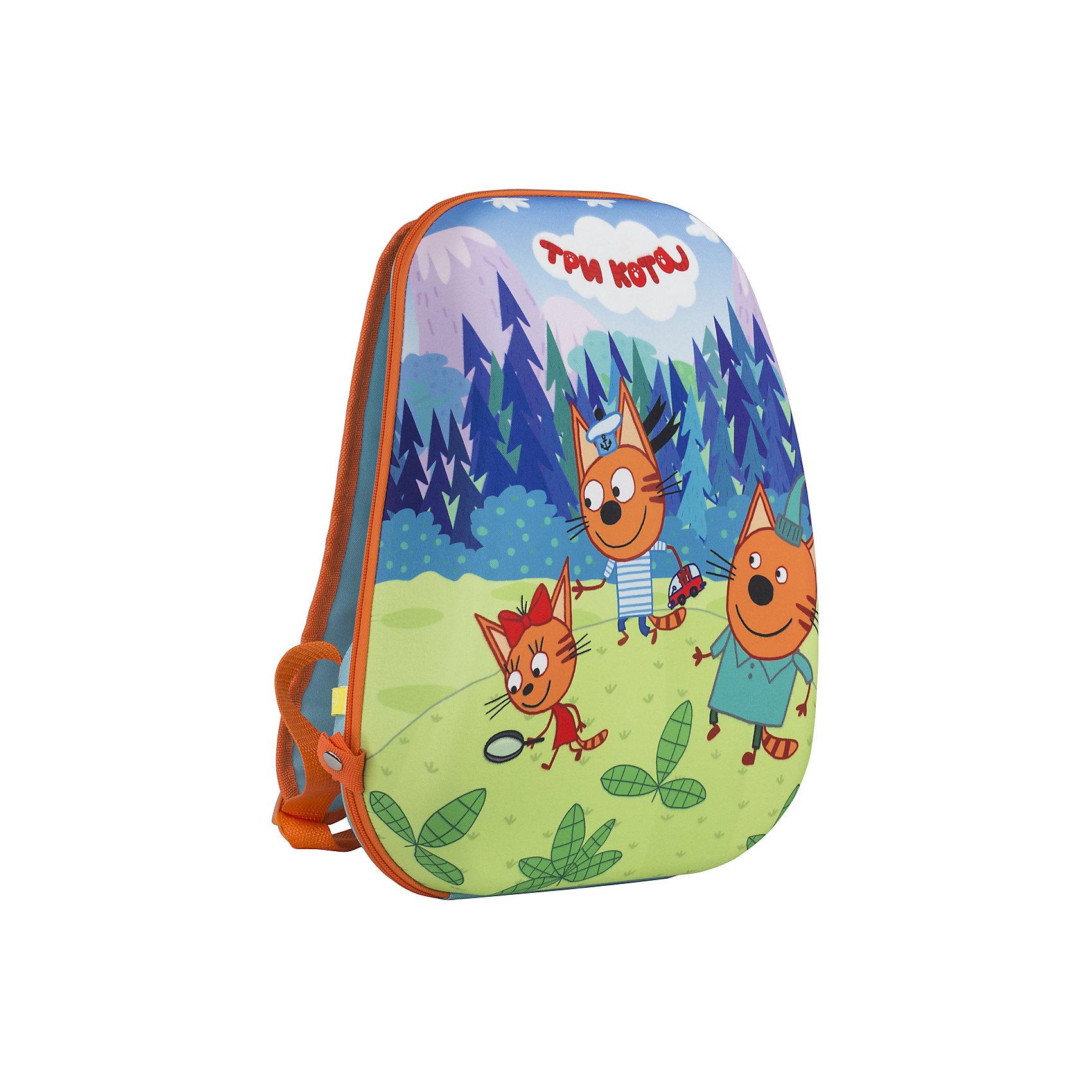 Рюкзаки три кота