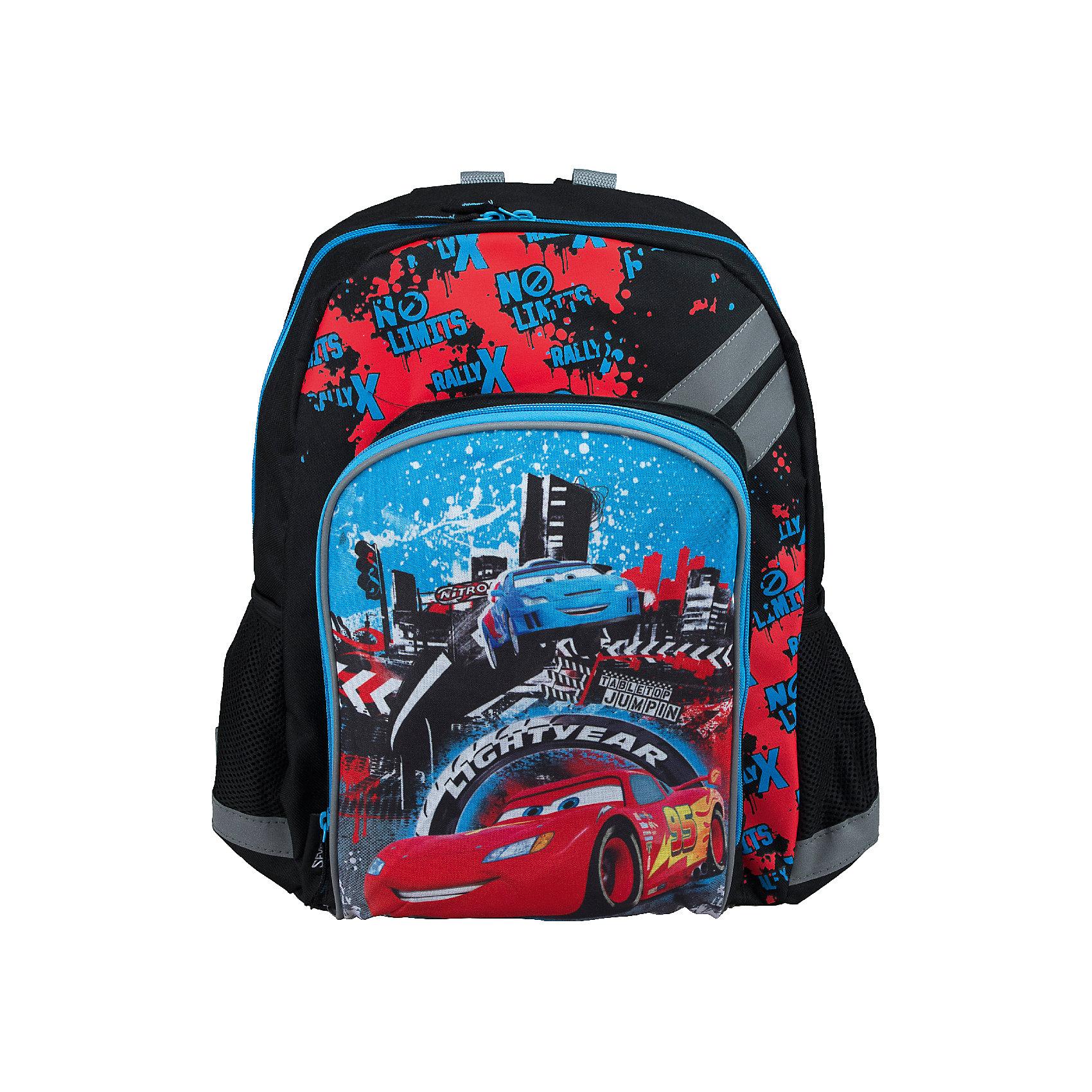 Рюкзак школьный Kinderline Cars