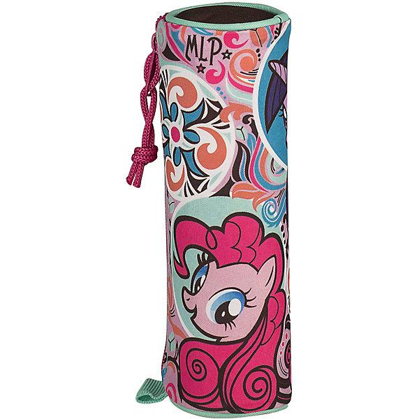 Пенал-тубус Kinderline My Little Pony Пинки ПайMy little Pony<br>Характеристики товара:<br><br>• одно отделение;<br>• застегивается на молнию;<br>• удобная петелька;<br>• размер: 6х21х6 см;<br>• возраст: от 3-х лет;<br>• вес: 81 грамм;<br>• страна: Китай. <br><br>Пенал My Little Pony имеет одно вместительное отделение с застежкой-молнией. Пенал вмещает все необходимые канцелярские принадлежности.<br><br>Для удобства ребенка на крае пенала предусмотрена петелька. Держась за нее, удобно застегивать и расстегивать пенал. К тому же, петелька подойдет для переноса пенала. Изделие оформлено красочным изображением персонажей мультфильма «My Little Pony».<br><br>My Little Pony Пенал-тубус.  Размер 6 х 21 х 6 см можно купить в нашем интернет-магазине.<br><br>Ширина мм: 60<br>Глубина мм: 210<br>Высота мм: 60<br>Вес г: 81<br>Возраст от месяцев: 60<br>Возраст до месяцев: 2147483647<br>Пол: Женский<br>Возраст: Детский<br>SKU: 6892466