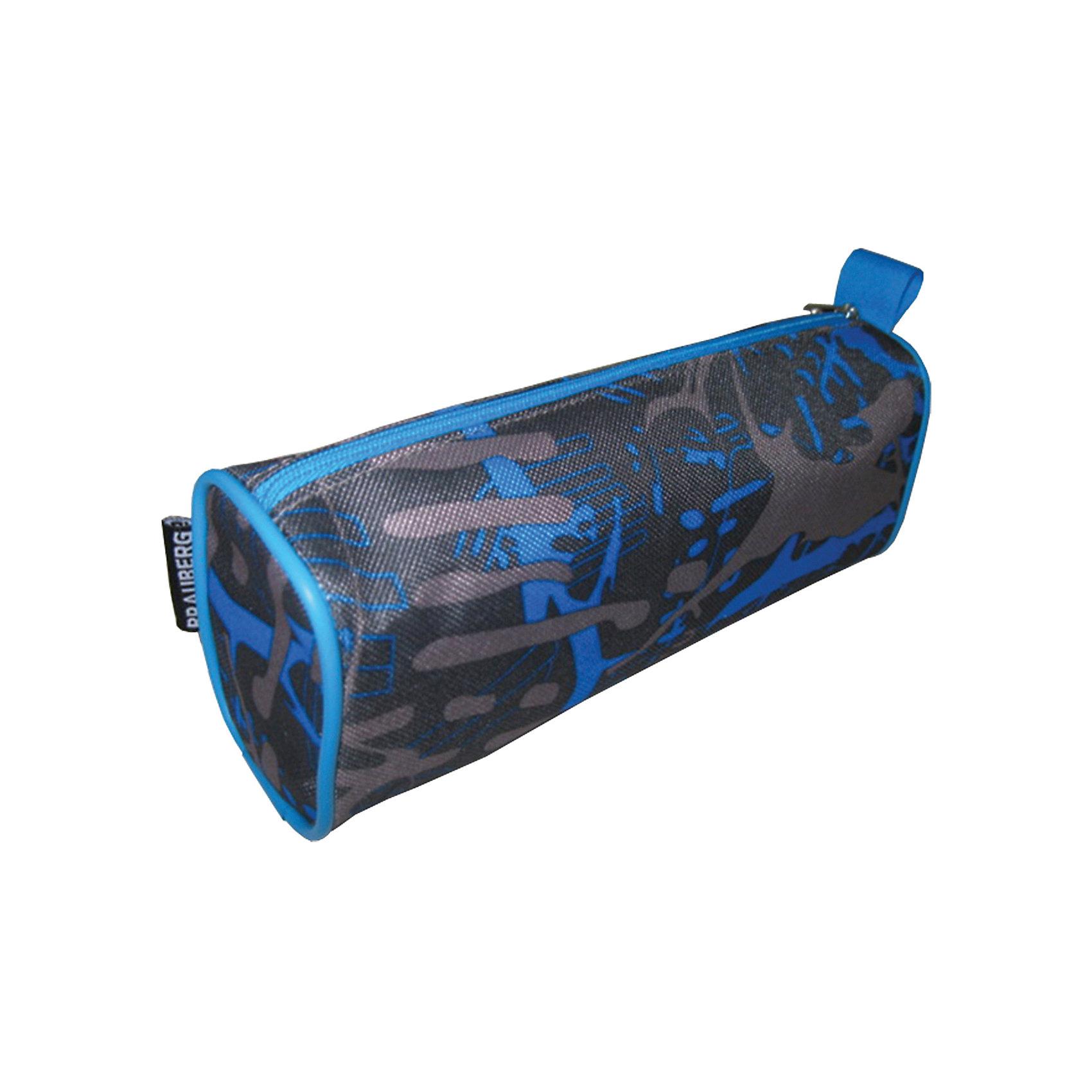 Пенал-тубус Brauberg ЭлементПеналы без наполнения<br>Удобный, легкий и вместительный пенал-косметичка выполнен в серо-синих тонах и отличается практичностью.•1 отделение. •Материал - полиэстер. •Размер - 21х6х8 см.<br><br>Ширина мм: 65<br>Глубина мм: 220<br>Высота мм: 70<br>Вес г: 57<br>Возраст от месяцев: 72<br>Возраст до месяцев: 2147483647<br>Пол: Мужской<br>Возраст: Детский<br>SKU: 6893798