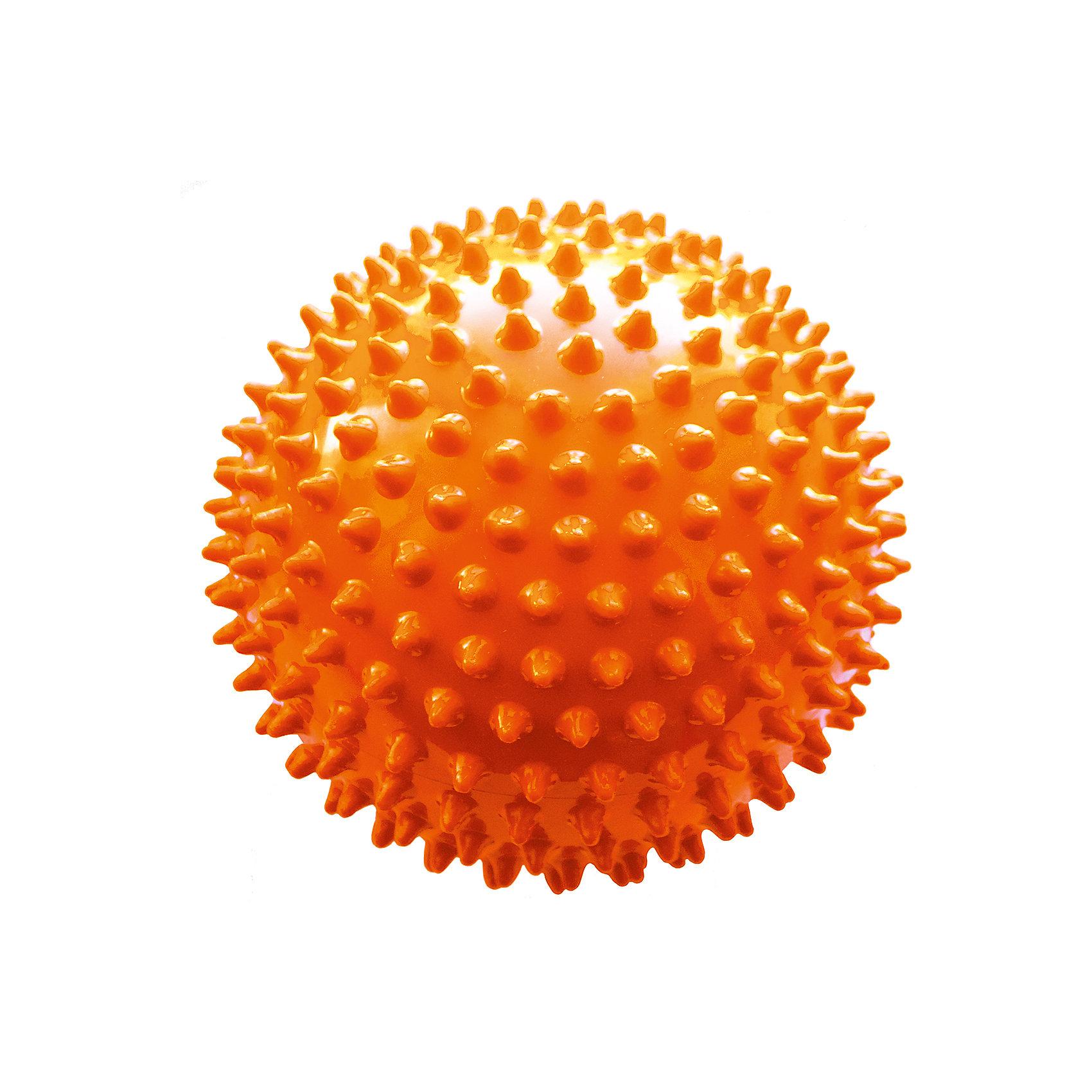 Мяч ёжик оранжевый, 6,5 см, МалышОКМячи детские<br><br><br>Ширина мм: 70<br>Глубина мм: 70<br>Высота мм: 70<br>Вес г: 30<br>Возраст от месяцев: 6<br>Возраст до месяцев: 2147483647<br>Пол: Унисекс<br>Возраст: Детский<br>SKU: 6894014