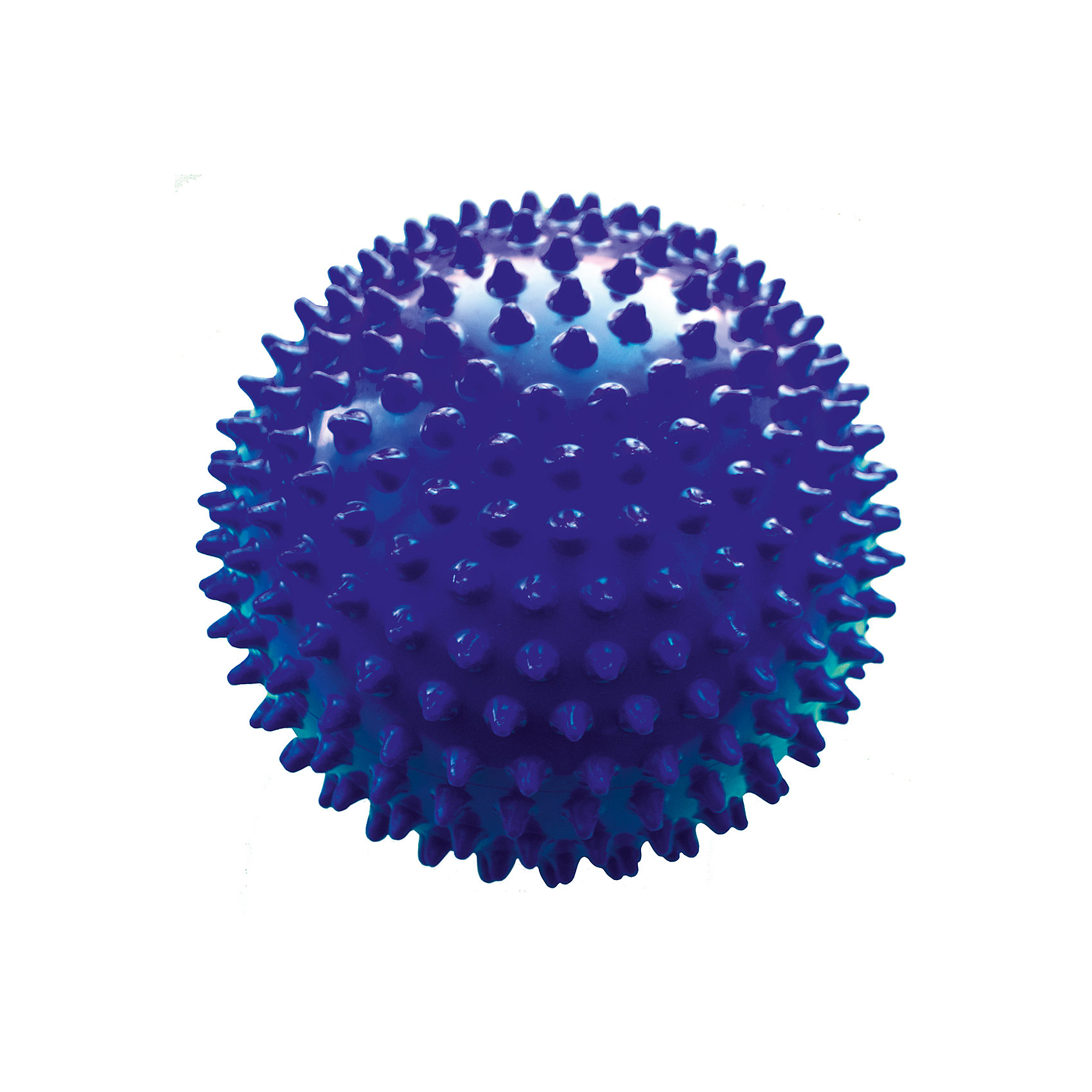 Мяч ёжик синий, 8,5 см, МалышОКМячи детские<br>Характеристики товара:<br><br>• диаметр мяча: 8,5 см;<br>• материал: ПВХ;<br>• цвет: синий;<br>• возраст: от 0 месяцев;<br>• размер упаковки: 9х9х9 см;<br>• вес: 60 грамм;<br>• страна бренда: Россия.<br><br>Яркий мяч ёжик подойдет для игр, развития и купания малыша.<br><br>Занятия благотворно влияют на развитие центральной нервной системы, мускулатуры, а также уменьшают венозный застой и улучшают капиллярный кровоток. Игра способствует развитию тактильных навыков, цветового восприятия, координации движений и мелкой моторики.<br><br>Мяч изготовлен из гипоаллергенного материала.<br><br>Мяч ёжик синий, 8,5 см, МалышОК можно купить в нашем интернет-магазине.<br><br>Ширина мм: 90<br>Глубина мм: 90<br>Высота мм: 90<br>Вес г: 60<br>Возраст от месяцев: 6<br>Возраст до месяцев: 2147483647<br>Пол: Унисекс<br>Возраст: Детский<br>SKU: 6894017