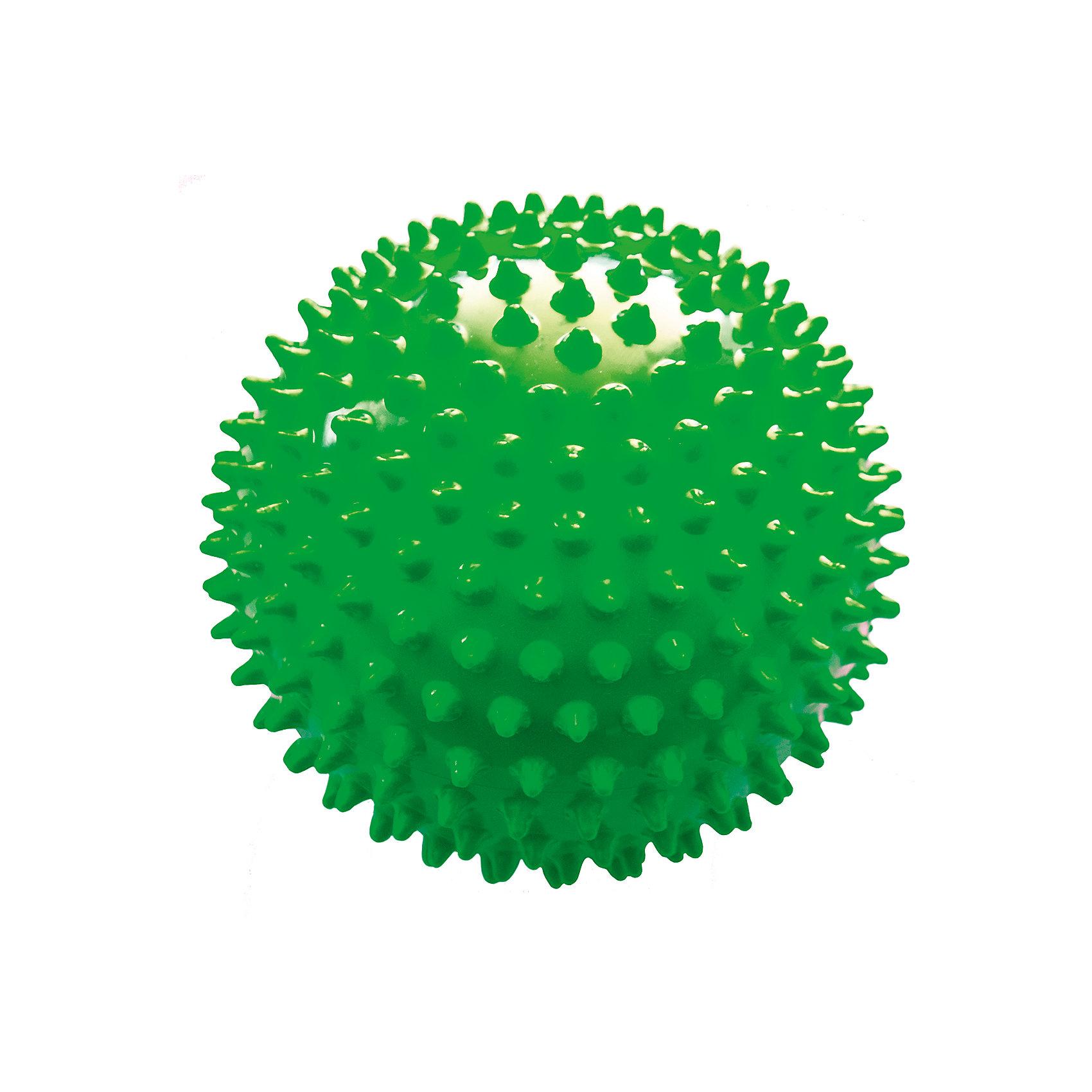 Мяч ёжик зеленый, 18 см, МалышОКМячи детские<br><br><br>Ширина мм: 210<br>Глубина мм: 180<br>Высота мм: 225<br>Вес г: 80<br>Возраст от месяцев: 6<br>Возраст до месяцев: 2147483647<br>Пол: Унисекс<br>Возраст: Детский<br>SKU: 6894028