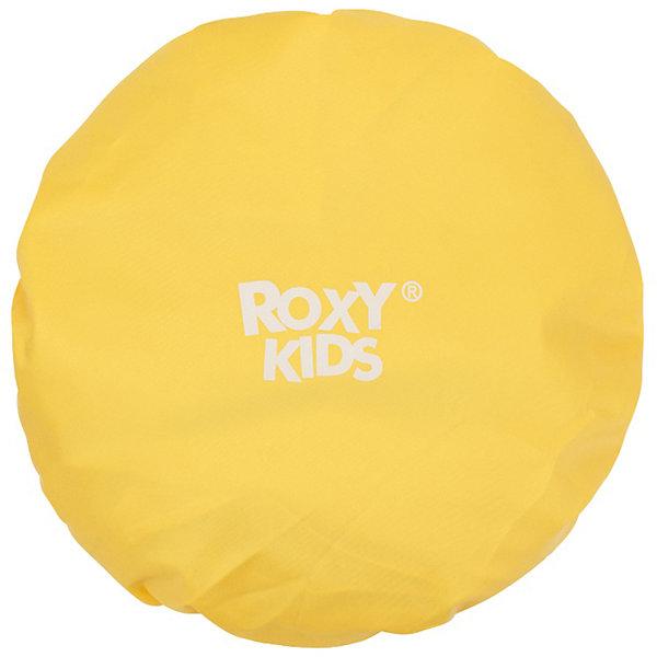 Чехлы на колеса в сумке, Roxy-Kids, желтыйАксессуары для колясок<br>Характеристики:<br><br>• универсальные чехлы на колеса детской коляски, в комплекте 4 шт.;<br>• чехлы упакованы с полиэстеровую сумку;<br>• резинки обеспечивают максимальное прилегание чехла вокруг колеса;<br>• диаметр колес: от 18 см до 35 см;<br>• материал: полиэстер;<br>• размер упаковки: 37х6х9 см;<br>• вес: 100 г.<br><br>Чехлы на колеса в сумке, Roxy-Kids, желтый можно купить в нашем интернет-магазине.<br>Ширина мм: 37; Глубина мм: 60; Высота мм: 90; Вес г: 100; Возраст от месяцев: 0; Возраст до месяцев: 36; Пол: Унисекс; Возраст: Детский; SKU: 6894509;