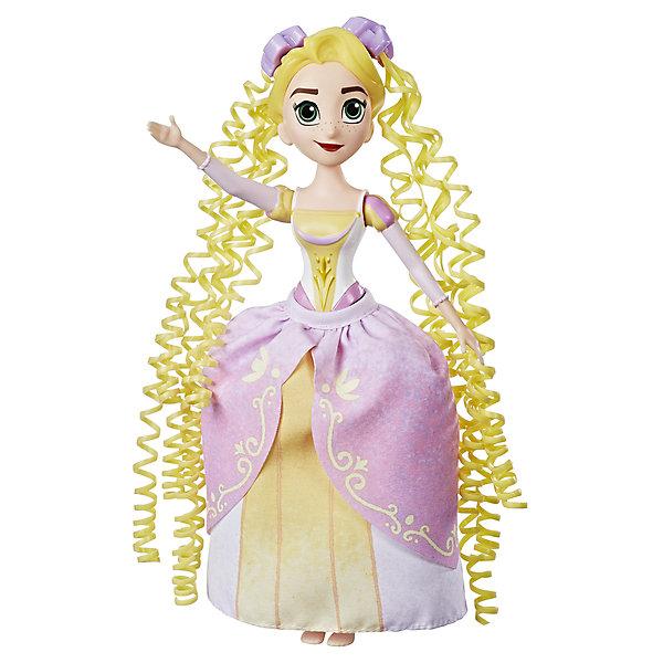 Кукла Hasbro Disney Princess, Рапунцель. Запутанная история, Стильная РапунцельПопулярные игрушки<br>В сериале Рапунцель:Запутанная история Рапунцель старается оставаться принцессой для своих подданых и одновременно следовать своим жизненным правилам. Эта кукла создана по образу героини мультфильма для того, чтобы игра с прическами превратилась в настоящее приключение. В комплект входят 6 типов локонов и 3 модных аксессара, чтобы девочка могла создать неповторимый образ Рапунцель.<br><br>Ширина мм: 281<br>Глубина мм: 279<br>Высота мм: 68<br>Вес г: 305<br>Возраст от месяцев: 36<br>Возраст до месяцев: 72<br>Пол: Женский<br>Возраст: Детский<br>SKU: 6898122