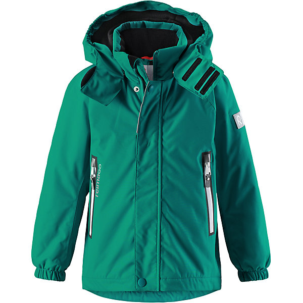 Куртка Chant Reimatec® Reima для мальчикаОдежда<br>Характеристики товара:<br><br>• цвет: зеленый;<br>• состав: 100% полиэстер;<br>• утеплитель: 160 г/м2;<br>• сезон: зима;<br>• температурный режим: от 0 до -20С;<br>• водонепроницаемость: 15000 мм;<br>• воздухопроницаемость: 7000 мм;<br>• износостойкость: 40000 циклов (тест Мартиндейла);<br>• водо и ветронепроницаемый, дышащий и грязеотталкивающий материал;<br>• все швы проклеены и водонепроницаемы;<br>• безопасный съемный  и регулируемый капюшон на кнопках;<br>• застежка: молния с дополнительной планкой на кнопках;<br>• защита подбородка от защемления;<br>• гладкая подкладка из полиэстера;<br>• эластичные манжеты;<br>• регулируемый подол;<br>• внутренний нагрудный карман;<br>• два кармана на молнии;<br>• карман с креплением для сенсора ReimaGO®;<br>• светоотражающие элементы;<br>• система кнопок Play Layers® к этой куртке можно присоединять одежду промежуточного слоя Reima®;<br>• страна бренда: Финляндия;<br>• страна производства: Китай.<br><br>Зимняя куртка Reimatec® изготовлена из водо и ветронепроницаемого, дышащего материала, который эффективно отталкивает грязь. Все швы проклеены, водонепроницаемы. В этой куртке прямого покроя подол при необходимости легко регулируется, что позволяет подогнать куртку точно по фигуре. <br><br>Съемный и регулируемый капюшон защищает от пронизывающего ветра и проливного дождя, а еще он безопасен во время игр на свежем воздухе. В куртке предусмотрены два кармана на молнии, внутренний нагрудный карман, карман для сенсора ReimaGO® и множество светоотражающих деталей. Эта куртка очень проста в уходе, кроме того, ее можно сушить в стиральной машине.<br><br>Куртка Chant Reimatec® Reima можно купить в нашем интернет-магазине.<br>Ширина мм: 356; Глубина мм: 10; Высота мм: 245; Вес г: 519; Цвет: зеленый; Возраст от месяцев: 36; Возраст до месяцев: 48; Пол: Мужской; Возраст: Детский; Размер: 104,140,134,128,122,116,110; SKU: 6901225;
