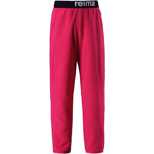Флисовые брюки Reima ArgeliusОдежда<br>Характеристики товара:<br><br>• цвет: розовый;<br>• состав: 100% полиэстер;<br>• сезон: зима;<br>• быстро сохнут и сохраняют тепло;<br>• выводит влагу в верхние слои одежды;<br>• регулируемый пояс со шнурком;<br>• эластичная резинка на штанинах;<br>• страна бренда: Финляндия;<br>• страна изготовитель: Китай.<br><br>Детские флисовые брюки отлично подойдут для поддевания под верхнюю одежду. Легкий и теплый полярный флис эффективно отводит влагу с кожи и быстро сохнет. Детские флисовые брюки снабжены регулируемой эластичной резинкой на талии, благодаря чему, их удобно носить с несколькими слоями одежды. Имеются эластичные резинки на концах брючин.<br><br>Флисовые брюки Reima Argelius от финского бренда Reima (Рейма) можно купить в нашем интернет-магазине.<br>Ширина мм: 215; Глубина мм: 88; Высота мм: 191; Вес г: 336; Цвет: розовый; Возраст от месяцев: 108; Возраст до месяцев: 120; Пол: Унисекс; Возраст: Детский; Размер: 140,92,98,104,110,116,122,128,134; SKU: 6901903;
