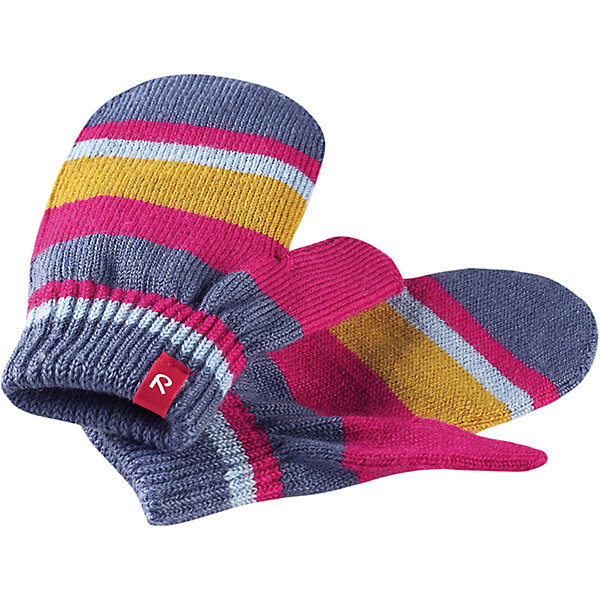 Варежки Reima Stig для девочкиВерхняя одежда<br>Характеристики товара:<br><br>• цвет: синий/розовый;<br>• состав: 75% шерсть, 22% полиакрил, 2% полиамид, 1% эластан;<br>• сезон: демисезон, зима;<br>• шерсть идеально поддерживает температуру;<br>• мягкая и теплая ткань из смеси шерсти;<br>• легкий стиль, без подкладки;<br>• страна бренда: Финляндия;<br>• страна изготовитель: Китай.<br><br>Вязаные варежки выполнены из эластичной полушерсти, дарящей комфорт в прохладные дни ранней осенью. Они идеально подойдут для поддевания под водонепроницаемые варежки и перчатки. Изготовлены из трикотажа высокого качества и легко стираются в стиральной машине. <br><br>Носки Savo Reima от финского бренда Reima (Рейма) можно купить в нашем интернет-магазине.<br><br>Ширина мм: 162<br>Глубина мм: 171<br>Высота мм: 55<br>Вес г: 119<br>Цвет: розовый<br>Возраст от месяцев: 6<br>Возраст до месяцев: 18<br>Пол: Женский<br>Возраст: Детский<br>Размер: 1/2,5/6,3/4<br>SKU: 6902087