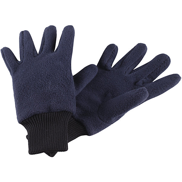 Флисовые перчатки Reima OskПерчатки, варежки<br>Характеристики товара:<br><br>• цвет: синий;<br>• состав: 100% полиэстер;<br>• сезон: зима;<br>• выводят влагу наружу;<br>• дышащий, теплый и быстросохнущий флис;<br>• кнопки, чтобы пристегивать перчатки друг у другу на время хранения;<br>• легкий стиль, без подкладки;<br>• эластичный кант на манжетах;<br>• страна бренда: Финляндия;<br>• страна изготовитель: Китай.<br><br>Мягкие и удобные детские перчатки из флиса. Теплый, дышащий и быстросохнущий флисовый материал отводит влагу в верхние слои. Облегченная модель без подкладки превосходно подойдет для поддевания под непромокаемые варежки в морозную погоду. Удобная резинка. Снабжены кнопкой и пристегиваются друг к другу для хранения.<br><br>Перчатки Osk Reima от финского бренда Reima (Рейма) можно купить в нашем интернет-магазине.<br><br>Ширина мм: 162<br>Глубина мм: 171<br>Высота мм: 55<br>Вес г: 119<br>Цвет: синий<br>Возраст от месяцев: 24<br>Возраст до месяцев: 48<br>Пол: Мужской<br>Возраст: Детский<br>Размер: 3/4,7/8,5/6<br>SKU: 6902143
