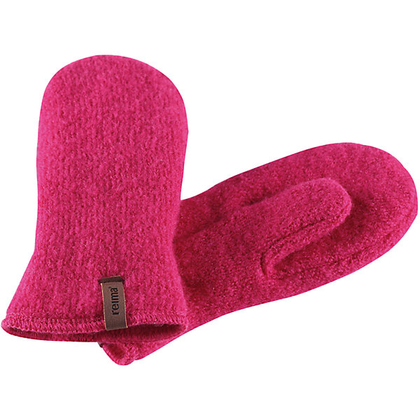 Варежки Reima Pyry для девочкиПерчатки и варежки<br>Характеристики товара:<br><br>• цвет: розовый;<br>• состав: 100% шерсть;<br>• подкладка: 100% полиэстер, флис;<br>• без дополнительного утепления;<br>• сезон: зима;<br>• температурный режим: от 0 до -20;<br>• шерсть идеально поддерживает температуру;<br>• теплая шерстяная вязка (волокно);<br>• сплошная подкладка: мягкий теплый флис;<br>• страна бренда: Финляндия;<br>• страна изготовитель: Китай.<br><br>Варежки из шерстяного фетра согревают ручки и стильно смотрятся! Внутри у них мягкая и теплая флисовая подкладка, которая дарит коже ощущение мягкости и комфорта. Верхний фетровый слой создает интересную текстуру и смотрится свежо и оригинально. Идеальный выбор для морозных зимних дней!<br><br>Варежки Pyry Reima от финского бренда Reima (Рейма) можно купить в нашем интернет-магазине.<br>Ширина мм: 162; Глубина мм: 171; Высота мм: 55; Вес г: 119; Цвет: розовый; Возраст от месяцев: 12; Возраст до месяцев: 24; Пол: Женский; Возраст: Детский; Размер: 2,6,5,4,3; SKU: 6902411;