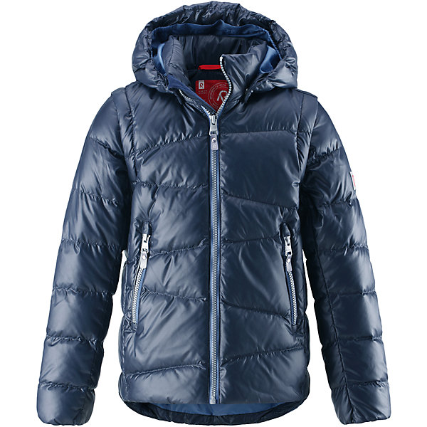 Купить Куртка Reima Martti для мальчика, Китай, синий, 122, 164, 128, 158, 116, 110, 104, 152, 146, 140, 134, Мужской