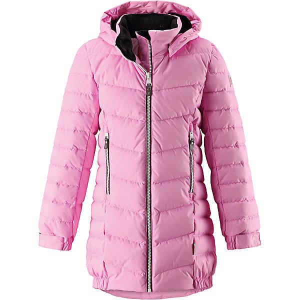 Купить Куртка Reima Juuri для девочки, Китай, розовый, 128, 134, 122, 116, 110, 104, 164, 158, 152, 146, 140, Женский